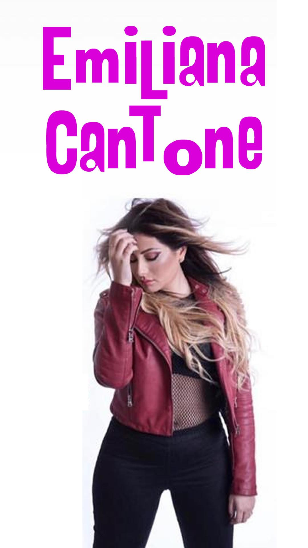 Contatti artistici Emiliana Cantone